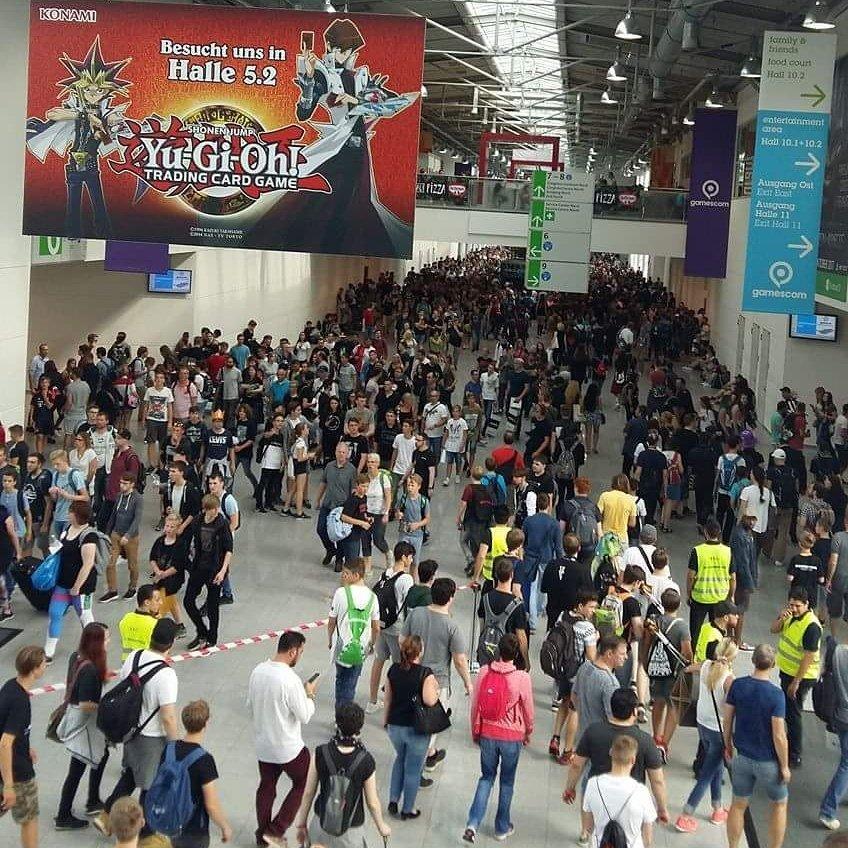 Köln Gamescom 2021