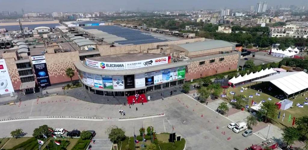 Elecrama Jan 2020 Greater Noida India Trade Show