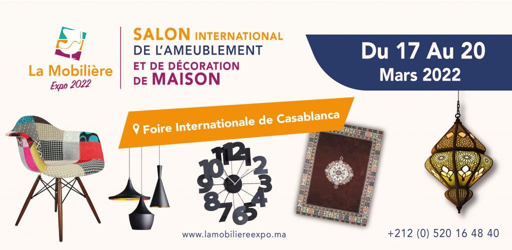 Calendrier Des Salons Foires Expositions 2022 LME MA (Mar 2022), LA MOBILIERE EXPO, Casablanca Morocco   Trade Show